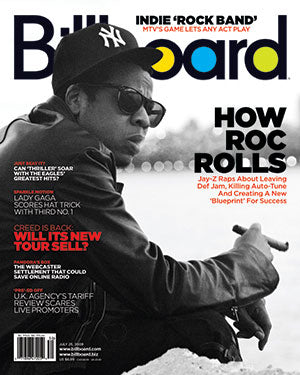Billboard Back Issue Volume 121, Issue 29