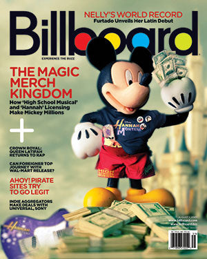 Billboard Back Issue Volume 121, Issue 30