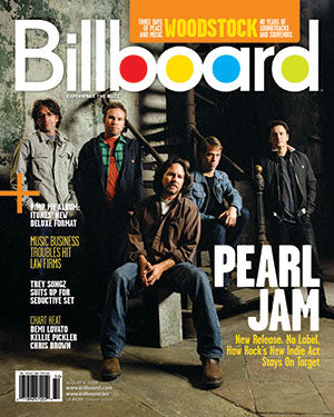 Billboard Back Issue Volume 121, Issue 31