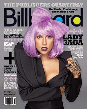 Billboard Back Issue Volume 121, Issue 32