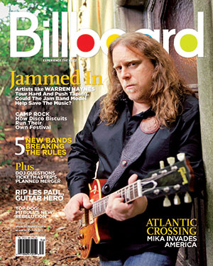 Billboard Back Issue Volume 121, Issue 33
