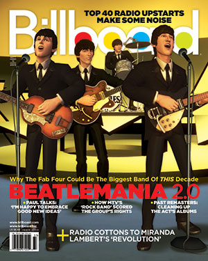 Billboard Back Issue Volume 121, Issue 36