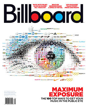 Billboard Back Issue Volume 121, Issue 38
