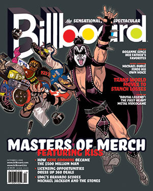 Billboard Back Issue Volume 121, Issue 39