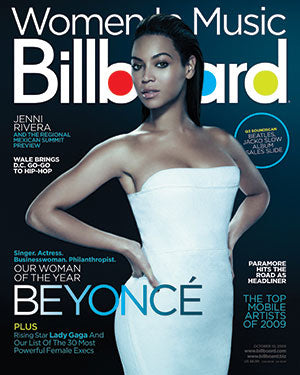 Billboard Back Issue Volume 121, Issue 40