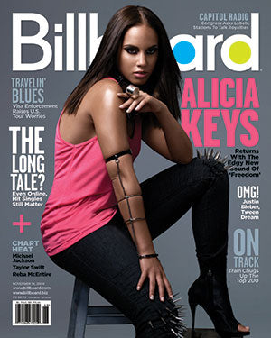Billboard Back Issue Volume 121, Issue 45
