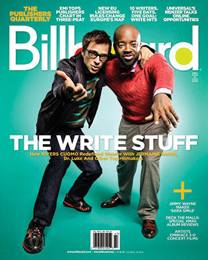 Billboard Back Issue Volume 121, Issue 46
