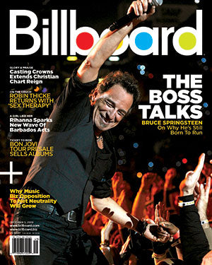 Billboard Back Issue Volume 121, Issue 48