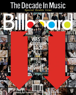 Billboard Back Issue Volume 121, Issue 50