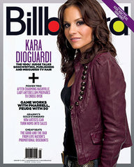 Billboard Back Issue Volume 122, Issue 1