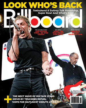 Billboard Back Issue Volume 122, Issue 5