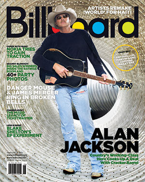 Billboard Back Issue Volume 122, Issue 6