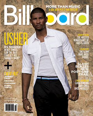 Billboard Back Issue Volume 122, Issue 10