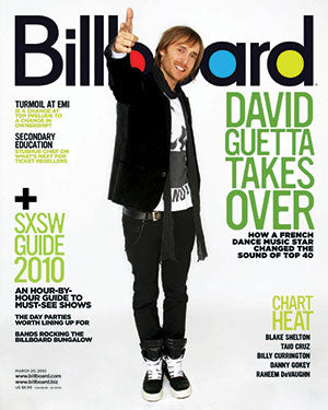 Billboard Back Issue Volume 122, Issue 11