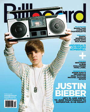 Billboard Back Issue Volume 122, Issue 12