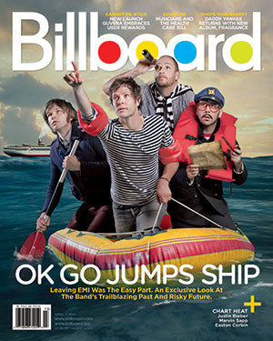 Billboard Back Issue Volume 122, Issue 13