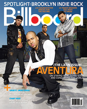 Billboard Back Issue Volume 122, Issue 17
