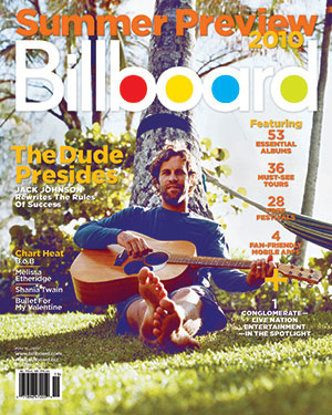 Billboard Back Issue Volume 122, Issue 19