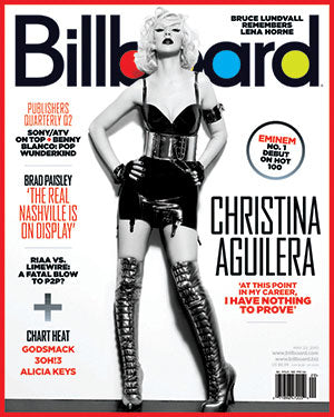 Billboard Back Issue Volume 122, Issue 20