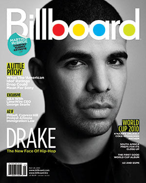 Billboard Back Issue Volume 122, Issue 21