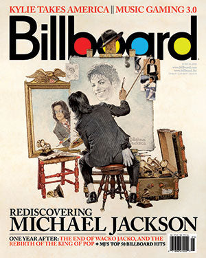 Billboard Back Issue Volume 122, Issue 25