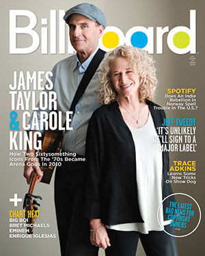 Billboard Back Issue Volume 122, Issue 29