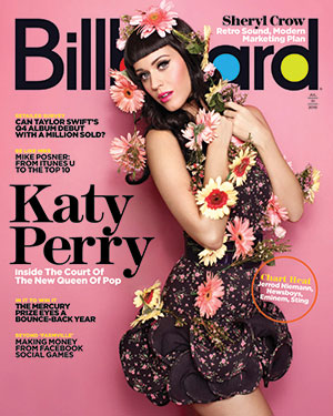 Billboard Back Issue Volume 122, Issue 30