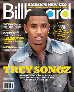 Billboard Back Issue Volume 122, Issue 32
