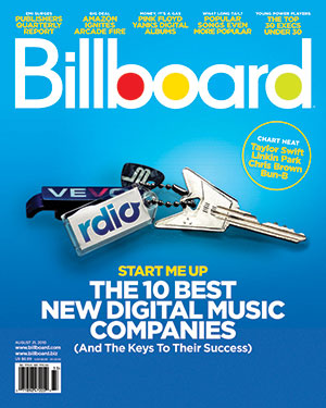 Billboard Back Issue Volume 122, Issue 33