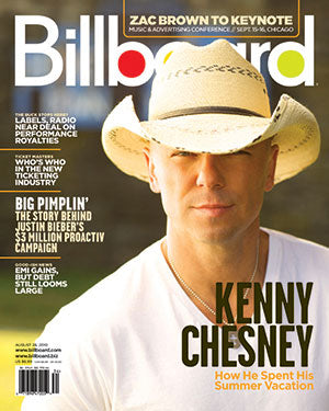 Billboard Back Issue Volume 122, Issue 34