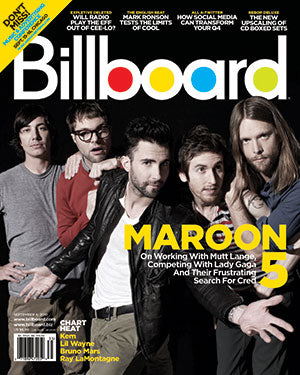 Billboard Back Issue Volume 122, Issue 35