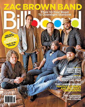 Billboard Back Issue Volume 122, Issue 37