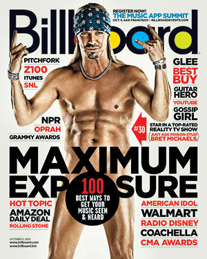 Billboard Back Issue Volume 122, Issue 39