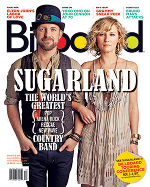 Billboard Back Issue Volume 122, Issue 40
