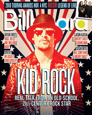 Billboard Back Issue Volume 122, Issue 44