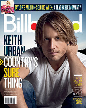 Billboard Back Issue Volume 122, Issue 45