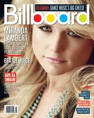 Billboard Back Issue Volume 122, Issue 48