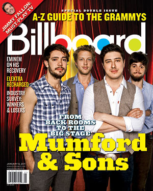 Billboard Back Issue Volume 123, Issue 1