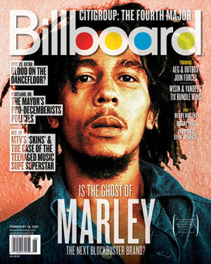 Billboard Back Issue Volume 123, Issue 5