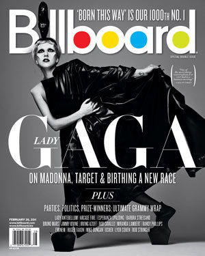 Billboard Back Issue Volume 123, Issue 7