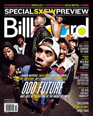 Billboard Back Issue Volume 123, Issue 9