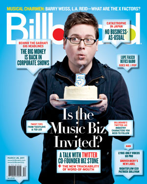 Billboard Back Issue Volume 123, Issue 10