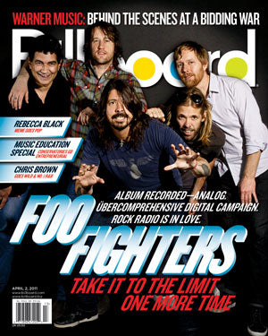 Billboard Back Issue Volume 123, Issue 11