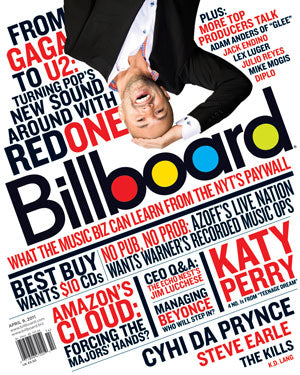Billboard Back Issue Volume 123, Issue 12