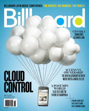 Billboard Back Issue Volume 123, Issue 16