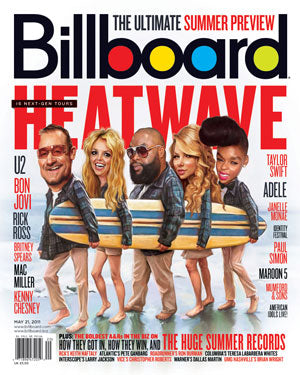 Billboard Back Issue Volume 123, Issue 17