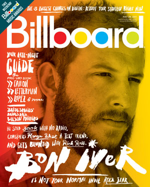 Billboard Back Issue Volume 123, Issue 18
