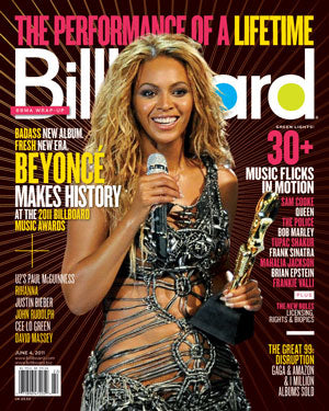Billboard Back Issue Volume 123, Issue 19