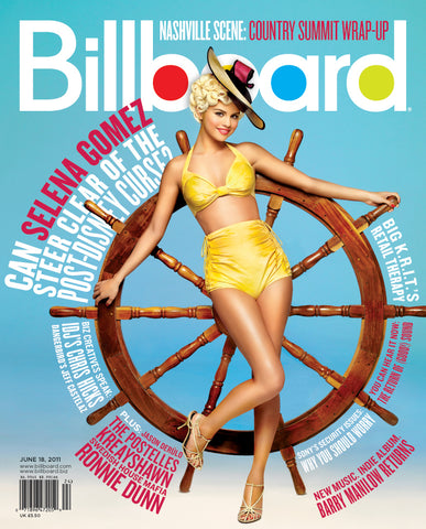 Billboard Back Issue Volume 123, Issue 21