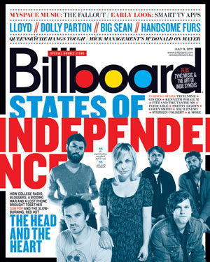 Billboard Back Issue Volume 123, Issue 24